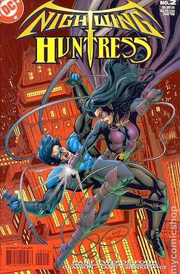 Nightwing and Huntress (1998) (Grapa) #2