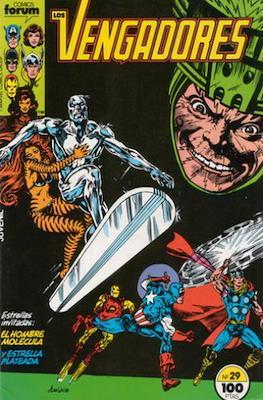 Los Vengadores Vol. 1 (1983-1994) (Grapa) #29