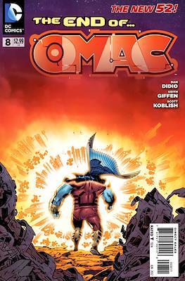 O.M.A.C. Vol 4 (Comic Book) #8