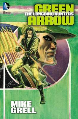 Green Arrow: Longbow Hunters