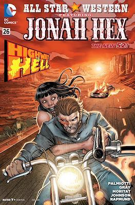 All Star Western vol. 3 (2011-2014) (Comic-book) #26