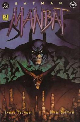 Batman: Manbat (Rústica) #3