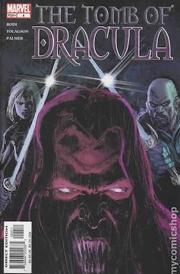 The Tomb of Dracula Vol. 4 (2004-2005) (Comic Book) #4