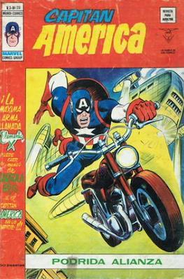 Capitán América Vol. 3 (Grapa) #20
