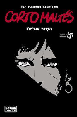 Corto Maltés: Océano negro (Cartoné 180 pp)