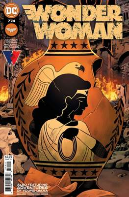 Wonder Woman Vol. 1 (1942-1986; 2020-) #774