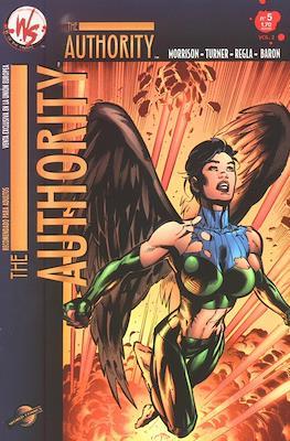 The Authority vol. 2 (2004-2005) (Grapa, 28 páginas (2004-2005)) #5