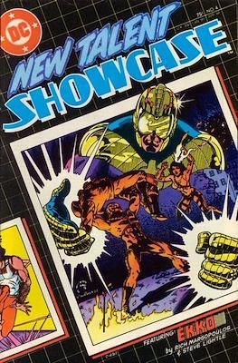 New Talent Showcase Vol. 1 #4