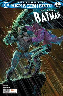 All-Star Batman. Renacimiento (Grapa) #5
