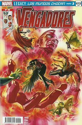 Los Vengadores Vol. 4 (2011-) (Grapa) #90
