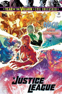Justice League Vol. 4 (2018- ) (Comic Book) #31