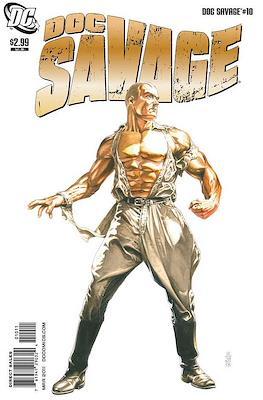 First Wave: Doc Savage (Grapa) #10