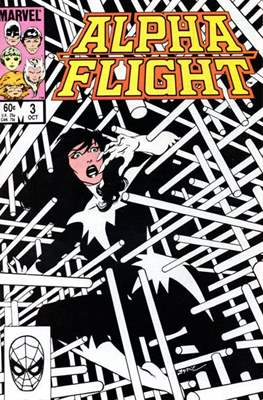 Alpha Flight vol. 1 (1983-1994) (Comic Book) #3