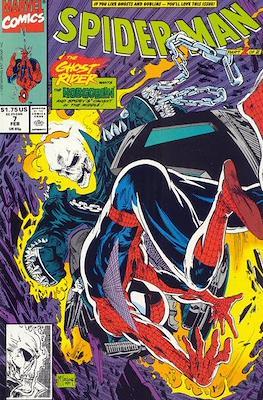Spider-Man (Vol. 1 1990-2000) (Comic Book) #7