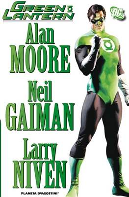 Green Lantern de Alan Moore - Neil Gaiman - Larry Niven