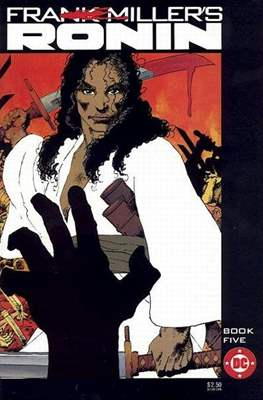 Ronin (Comic-book. 52 pp) #5