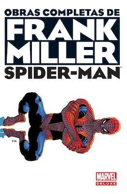 Obras Completas de Frank Miller Spider-Man Marvel Deluxe