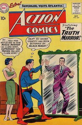 Action Comics Vol. 1 (1938-2011; 2016-) (Comic Book) #269