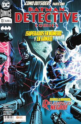 Batman: Detective Comics. Renacimiento (Rústica 72 pp) #13