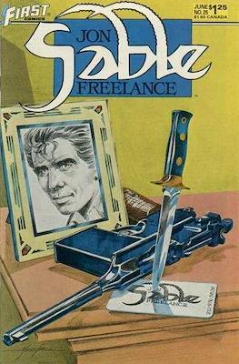 Jon Sable, Freelance #25