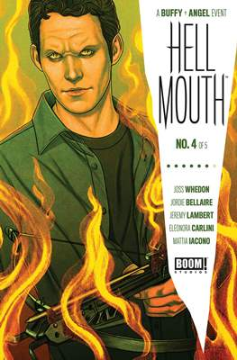 Hellmouth - A Buffy and Angel Event (Comic Book 32 pp) #4