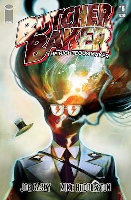 Butcher Baker The Righteous Maker (Comic Book) #5