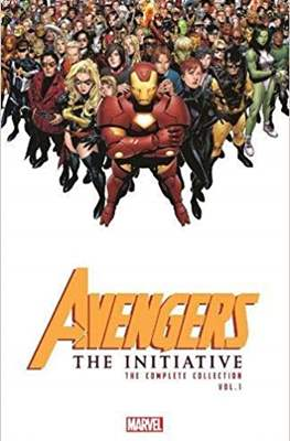 Avengers: The Initiative - The Complete Collection
