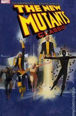 The New Mutants Classics (Softcover 224-280 pp) #3
