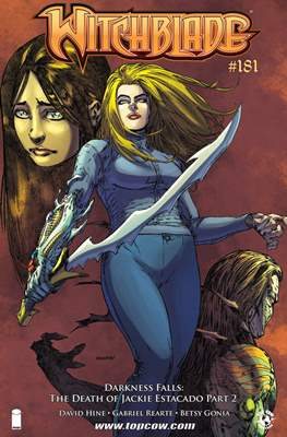 Witchblade #181