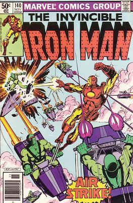 Iron Man Vol. 1 (1968-1996) (Comic book) #140