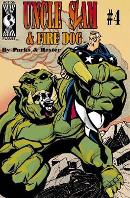 Uncle Slam & Fire Dog #4