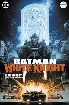 Batman: White Knight (2017-2018) (Comic-book) #6