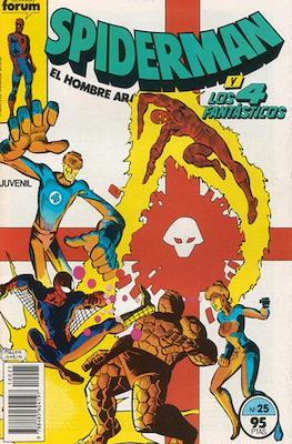 Spiderman Vol. 1 / El Espectacular Spiderman (1983-1994) (Grapa 32-48 pp) #25