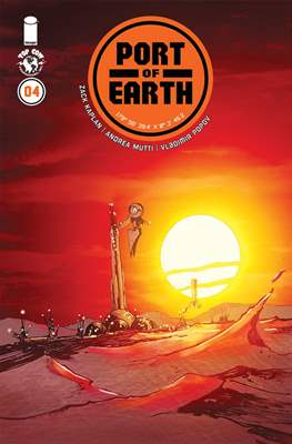 Port of Earth (Comic-book) #4