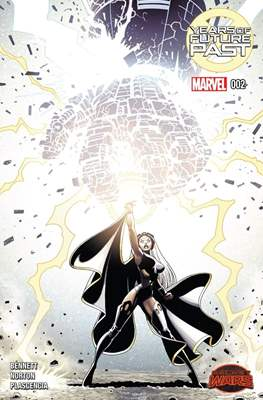 Years of Future Past (Comic-book) #2