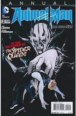 Animal Man Annual Vol. 2 (Comic Book) #2