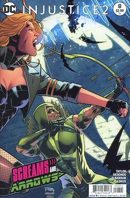 Injustice 2 (Comic Book) #8