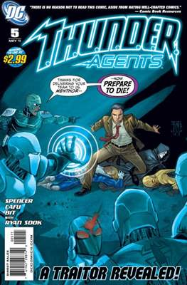 T.H.U.N.D.E.R. Agents Vol 3 (Grapa) #5