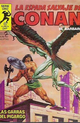 La Espada Salvaje de Conan. Vol 1 (1982-1996) (Grapa. B/N.) #43