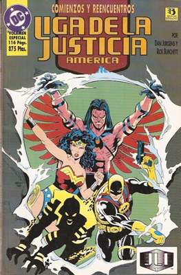 El regreso de la Liga de la Justicia América #3