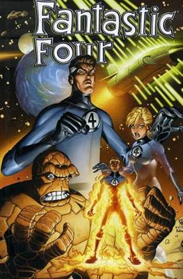 Fantastic Four By Mark Waid (Hardcover 368-264 pp) #1