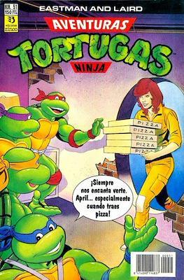 Aventuras Tortugas Ninja (Grapa) #51