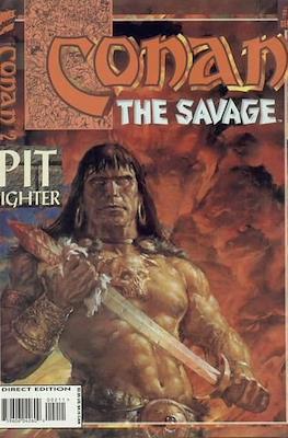 Conan the Savage (Grapa 48-52 pp) #2