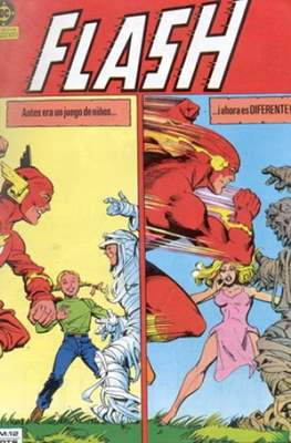 Flash Vol. 1 (1984-1985) #12