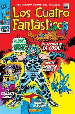Los Cuatro Fantásticos. Marvel Gold (Omnigold) #6
