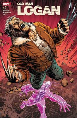 Old Man Logan Vol. 2 (Comic-book) #40