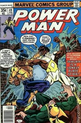 Hero for Hire / Power Man Vol 1 / Power Man and Iron Fist Vol 1 (Comic Book) #49