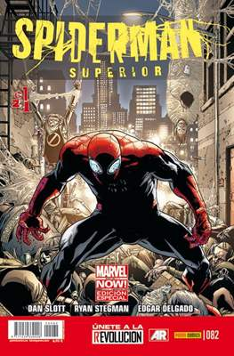 Spiderman / Spiderman Superior / El Asombroso Spiderman (Portadas alternativas) #82.1