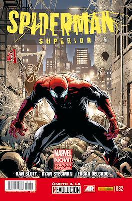 Spiderman / Spiderman Superior / El Asombroso Spiderman (Portadas alternativas) (Rústica) #82.1