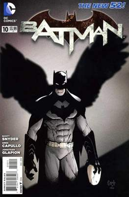 Batman Vol. 2 (2011-2016) (Comic Book) #10